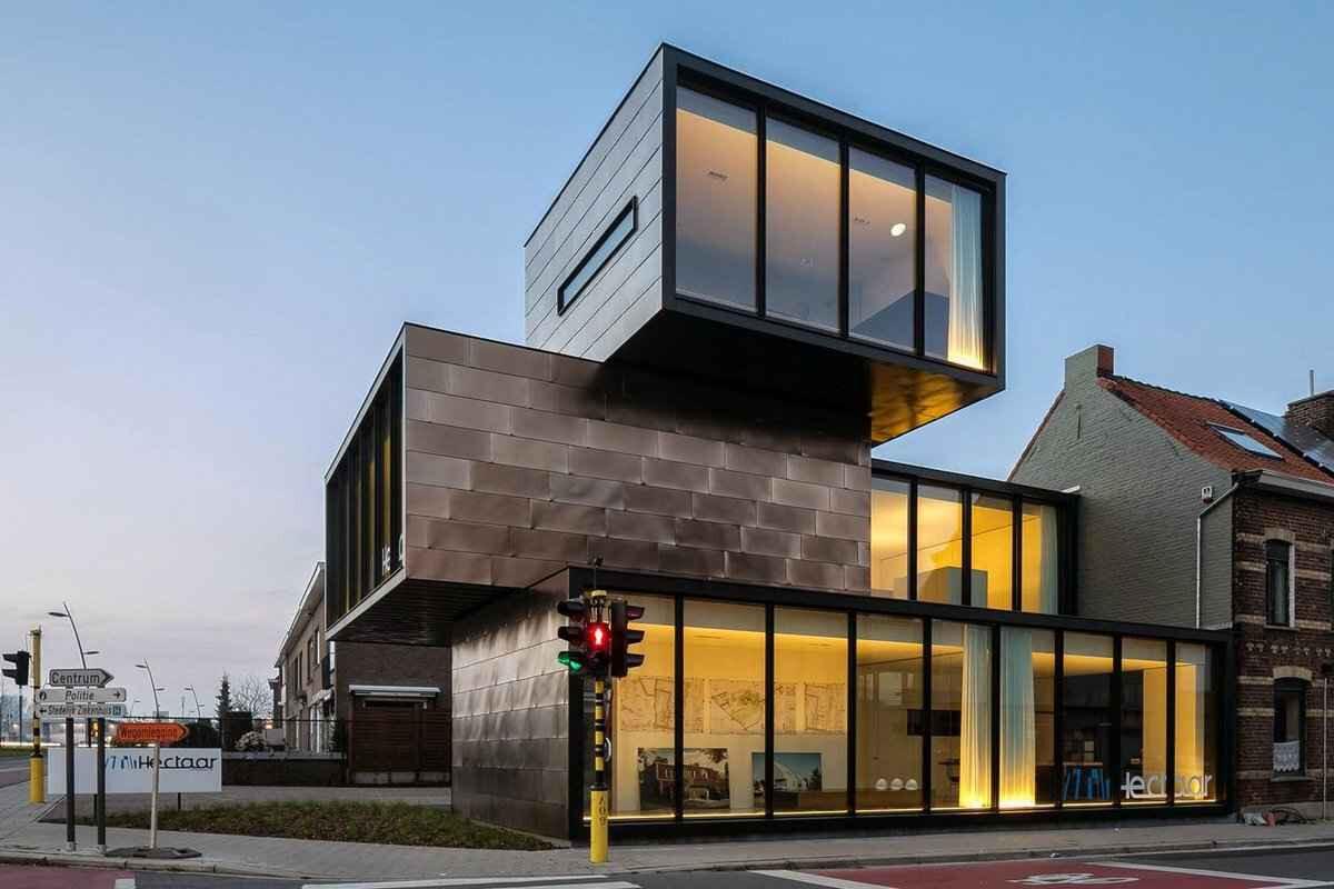 Как оценить дизайн фасада?
