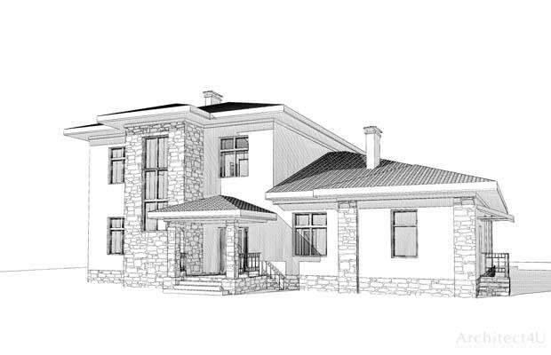 Эскизный проект будущего здания как один из самых важных этапов подготовки к строительству