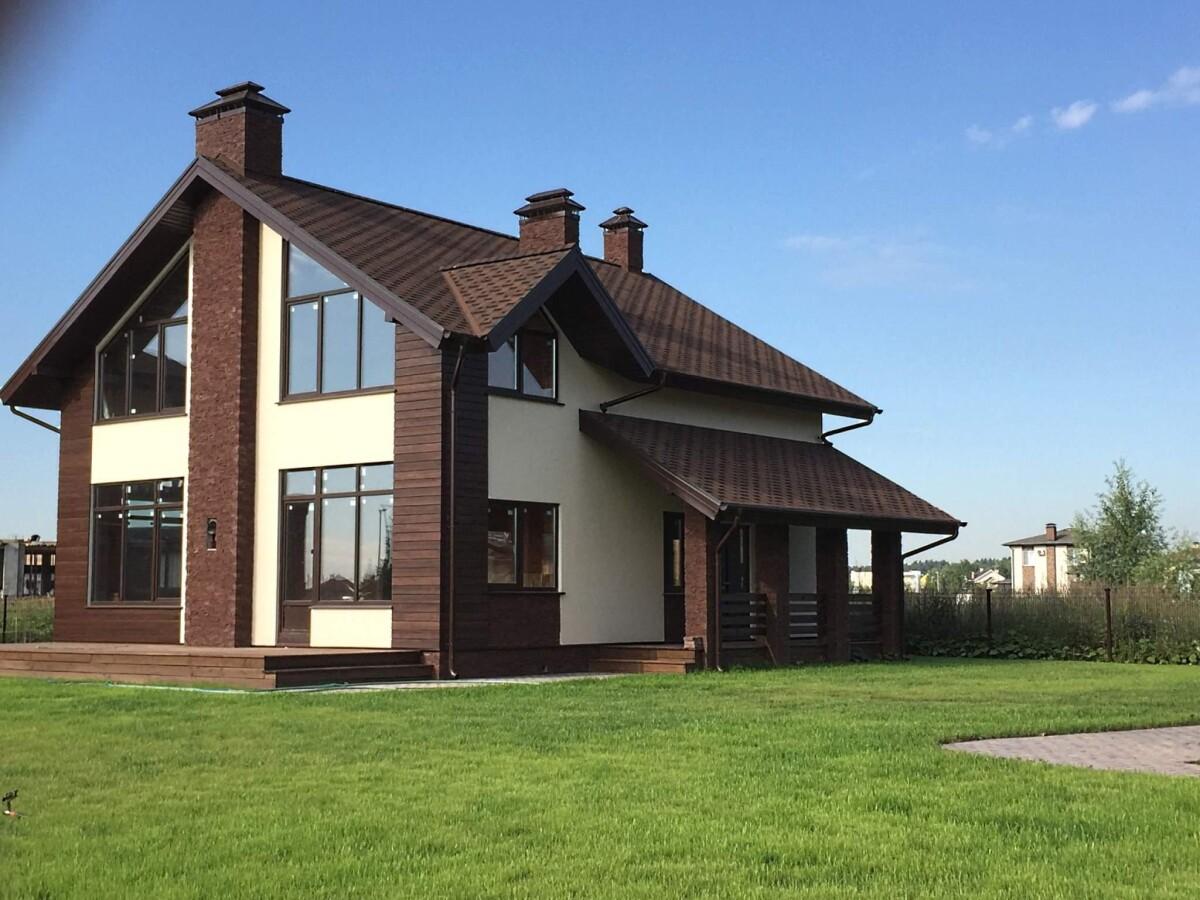 Строительство домов и коттеджей под ключ в Крыму