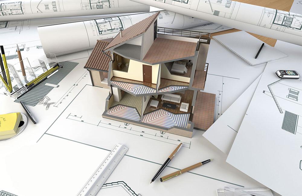 Архитектурное проектирование зданий в Крыму