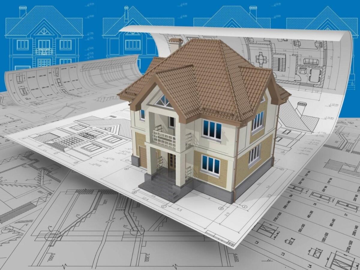 Проектная документация строительства частных домов в Крыму