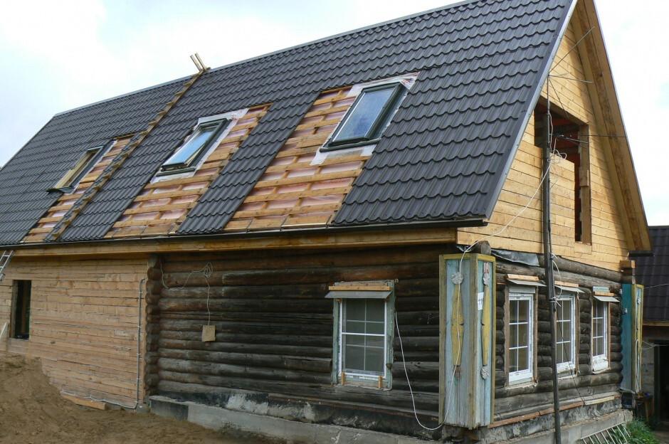 Что выгоднее: построить новый дом или реконструировать старый?